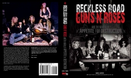La couverture du livre Reckless Road