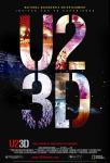 L'affiche de U2 3D