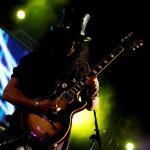 Slash live en 2009