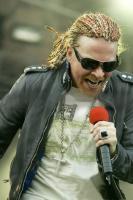 Axl Rose live en 2006