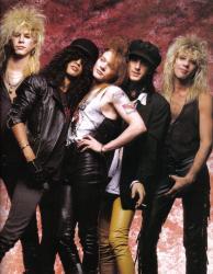 Guns N' Roses en 1987