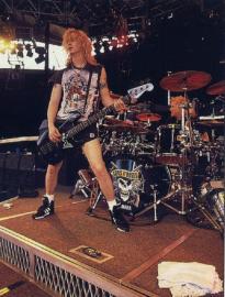 Duff live à Rio en 1991