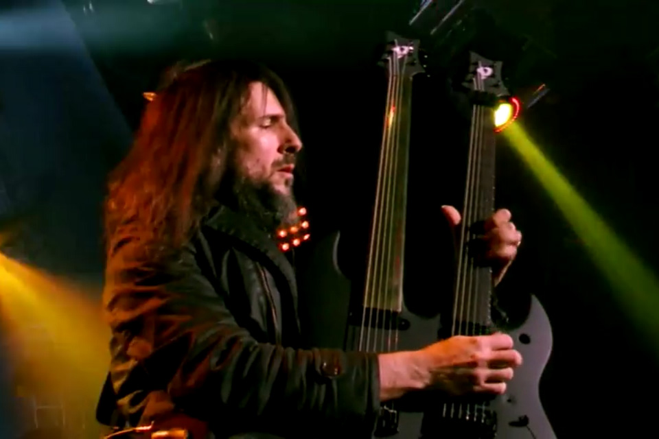 Ron Bumblefoot Thal Las Vegas 2012 Guns N' Roses Appetite For Democracy