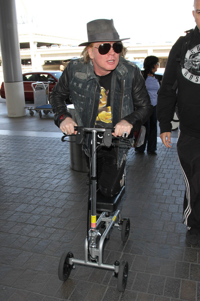 Axl rose lax avril 2016 acdc