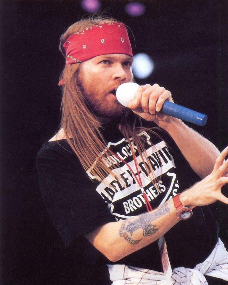 Kurt Cobain vs  W  Axl Rose | Steve Hoffman Music Forums