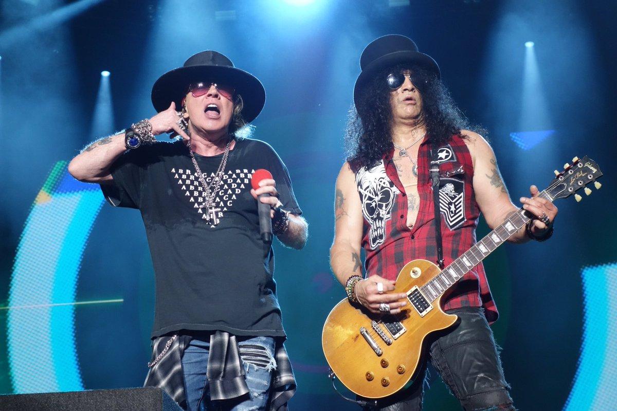 Photos de Guns N' Roses > Concerts - 2017 - 0122 Kobe - page 2