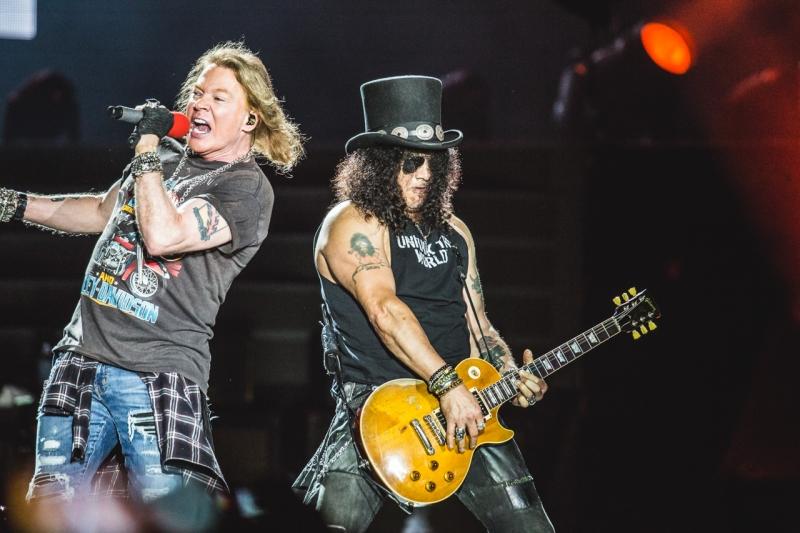 Photos de Guns N' Roses > Concerts - 2017 - 0207 Brisbane ...