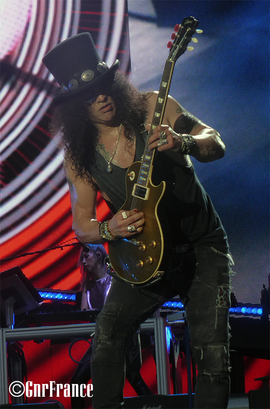 slash live paris 2017