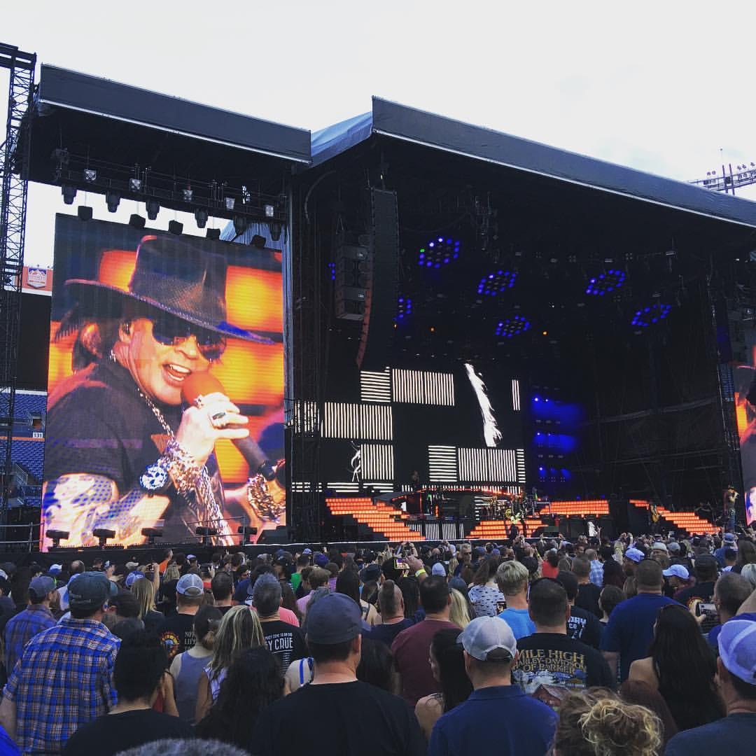 Photos De Guns N' Roses > Concerts