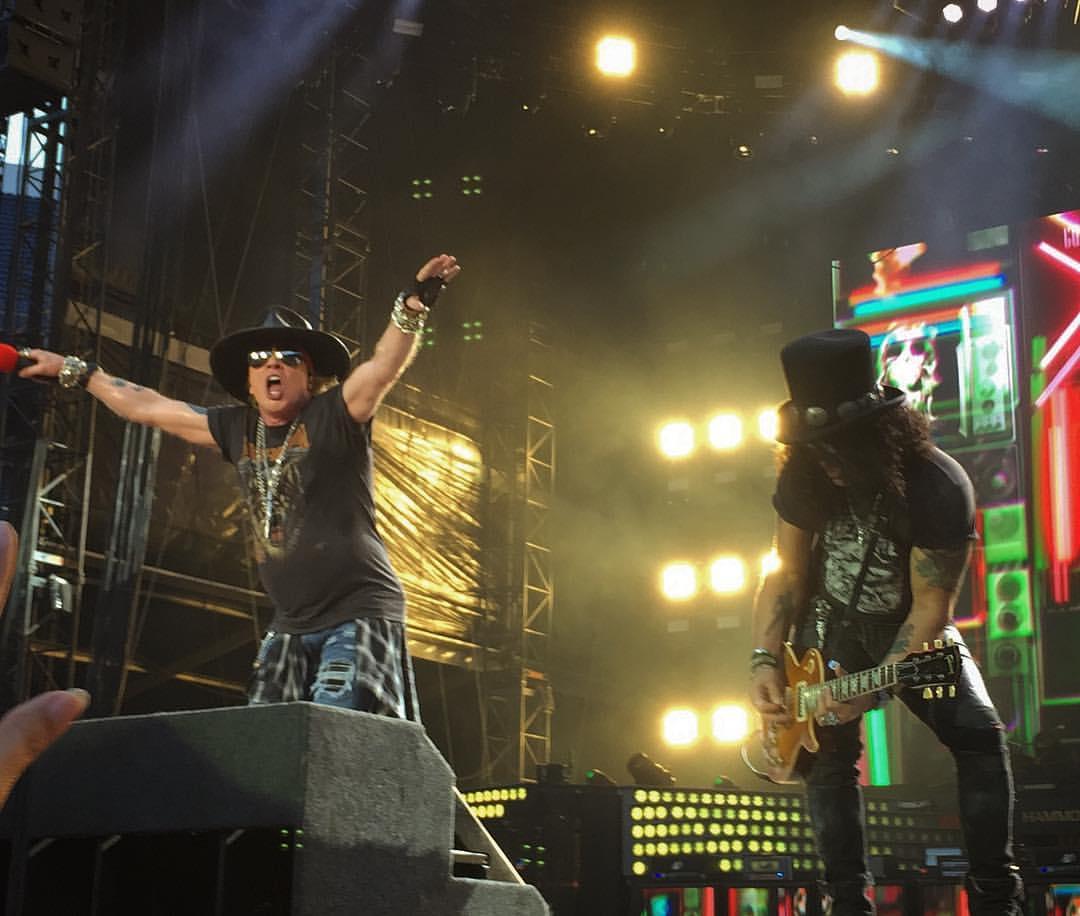 Setlist, Photos, Videos Du Concert De Guns N' Roses à Denver
