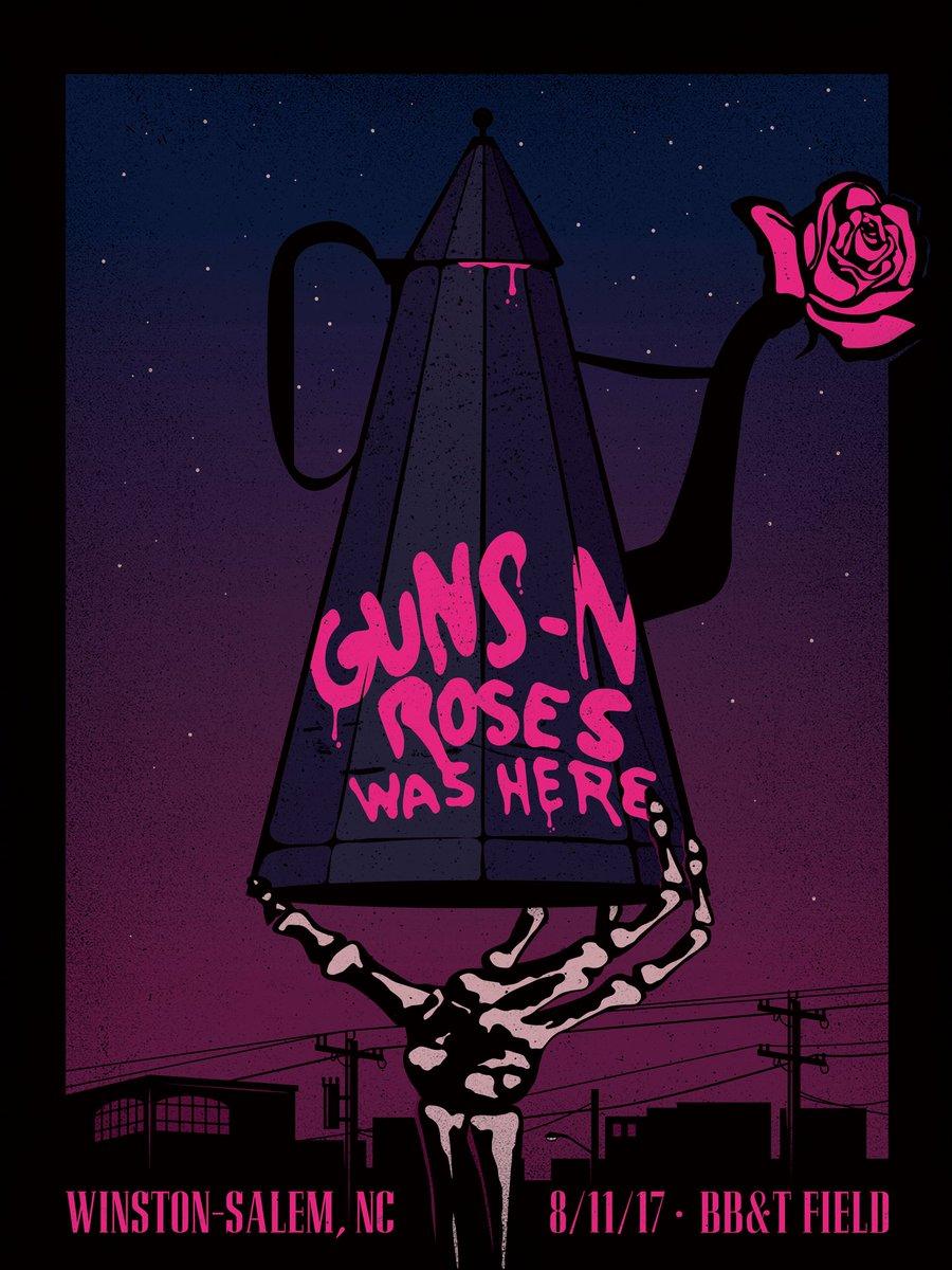 photos de guns n 39 roses concerts 2017 0811 winston salem