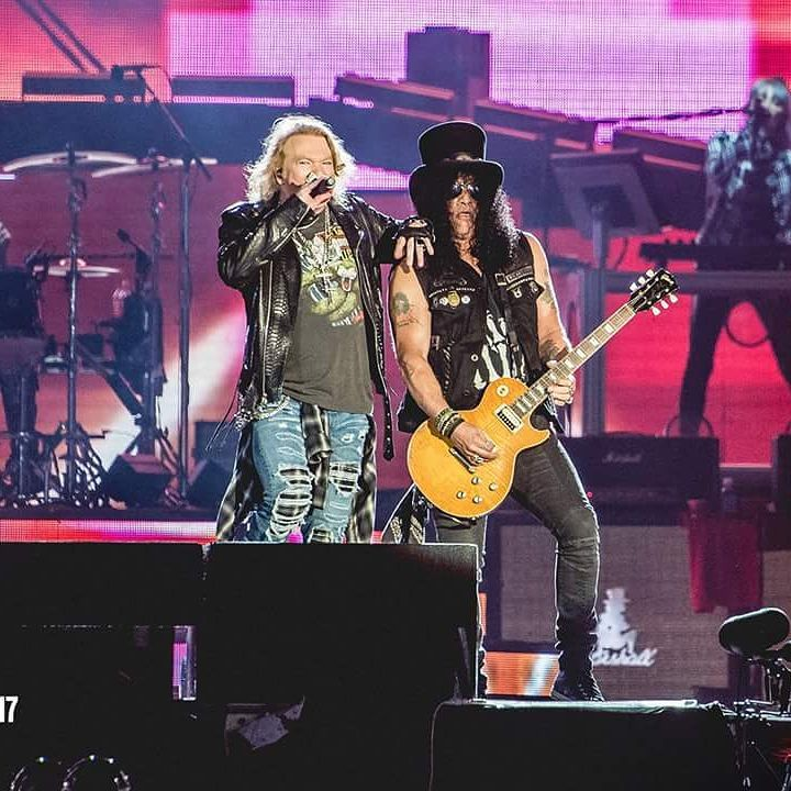 axl rose slash live rock in rio 2017