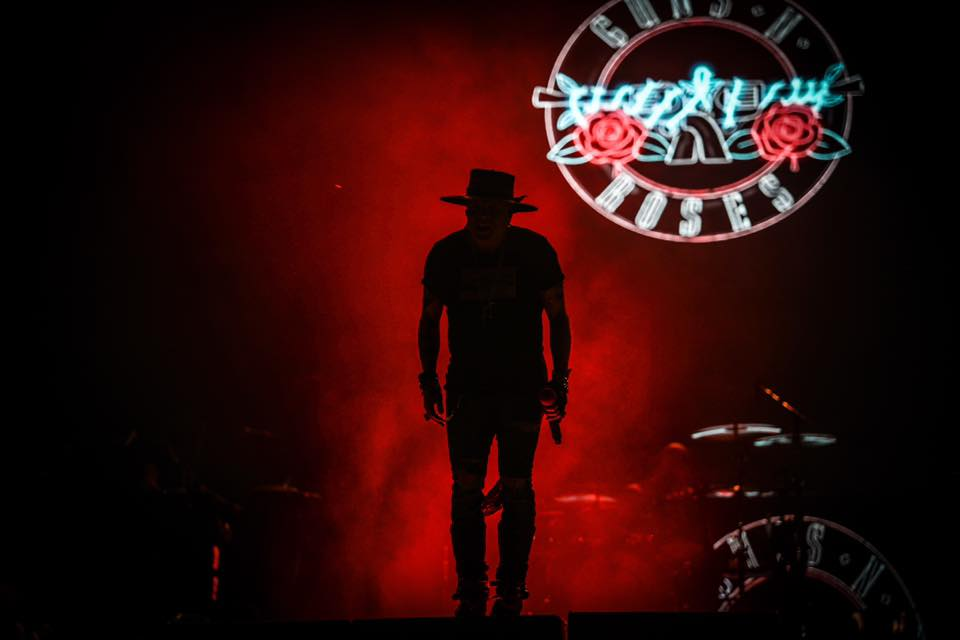 axl rose live austin weekend 1 2019