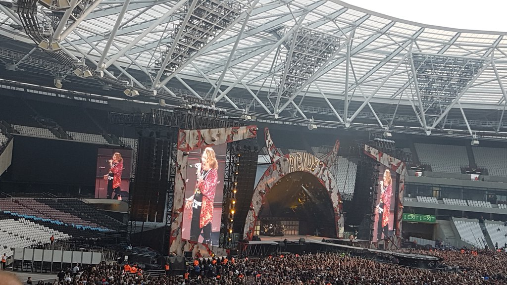 AC/DC axl london stade olympic 2016