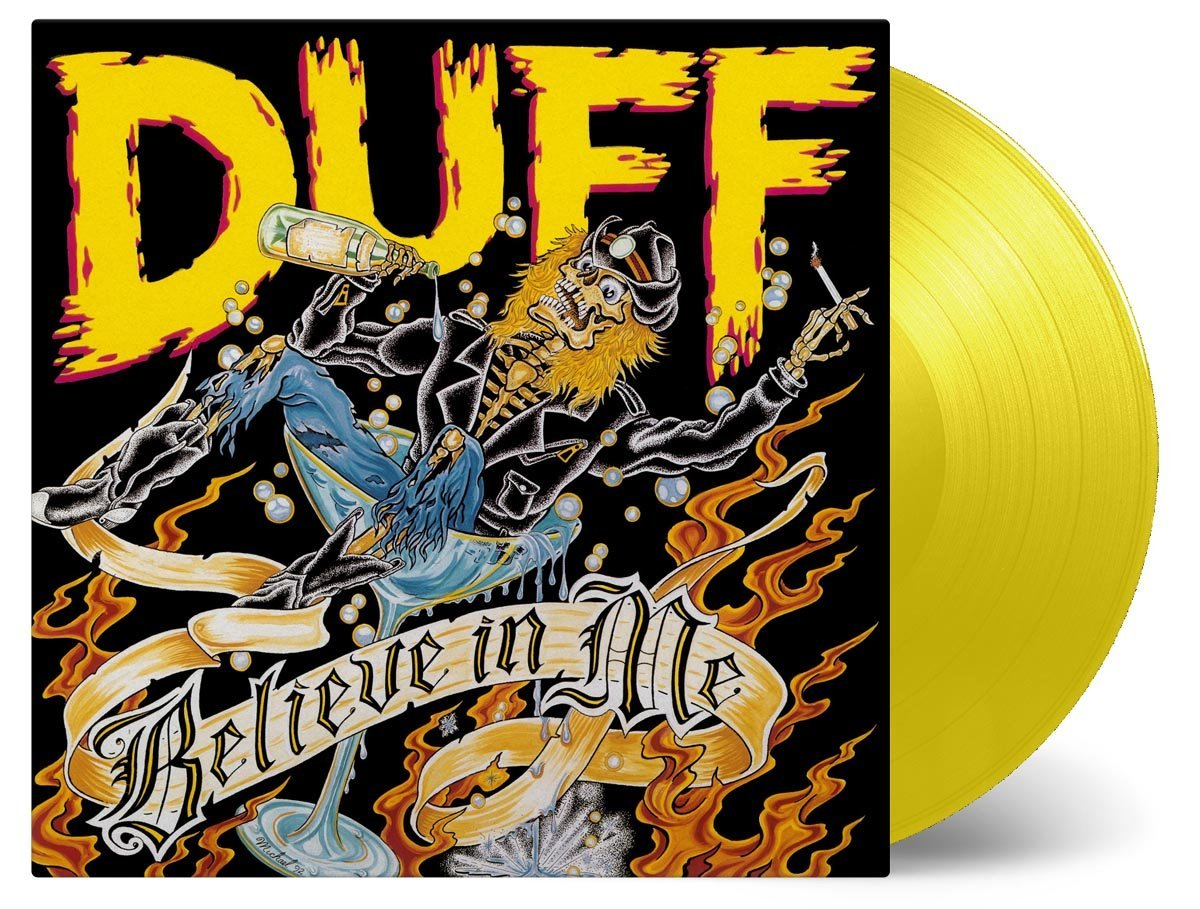 duff mckagan believe in me vinyl artwork
