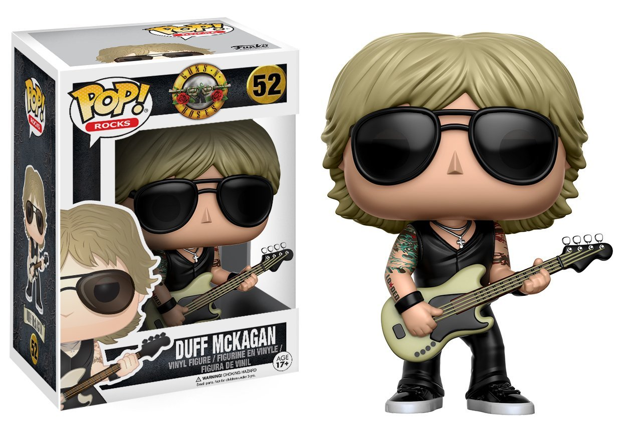 funko pop duff mckagan