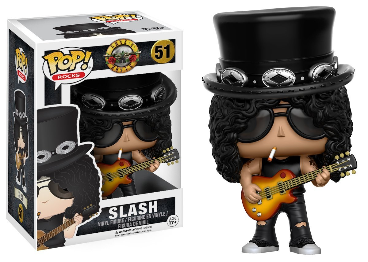 slash funko pop