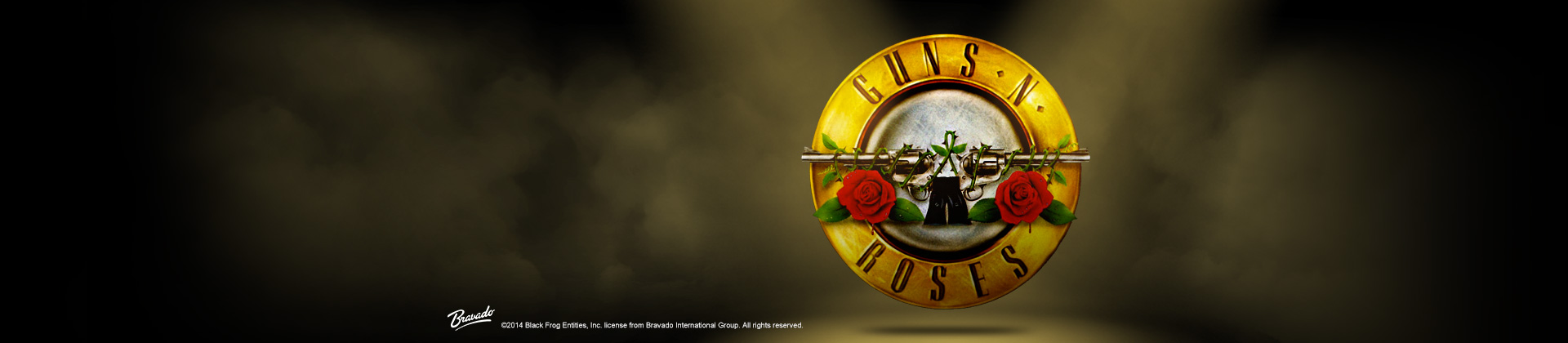 guns n roses slot online casino