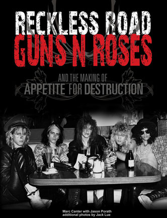 Guns N' Roses Reckless Road