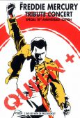 Pochette Participations - DVD Freddie Mercury Tribute, Wembley 1992