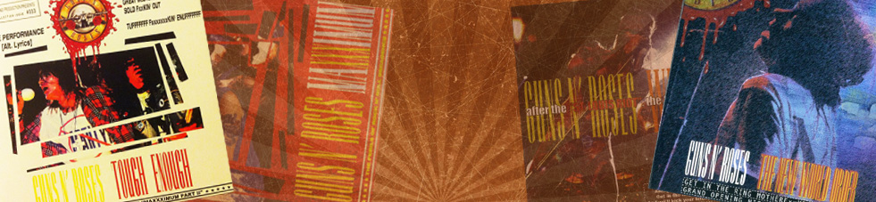 Téléchargements bootlegs Guns N' Roses