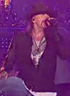 Pochette Video Bootleg Guns N' Roses : Las Vegas 2011 (pro-shot)