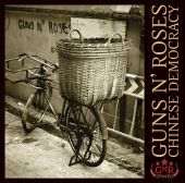 Pochette album Guns N' Roses Chinese Democracy