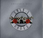 Pochette de l'album Greatest Hits de Guns N' Roses