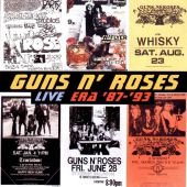 Artwork albums live era guns n' roses