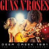 Artwork bootlegs noblesville deer creek 1991