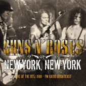 Artwork bootlegs new york new york ritz 1988