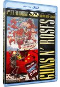 Artwork dvd blu-ray appetite for democracy 3D guns n roses