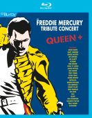 Artwork dvd vhs freddie mercury tribute blu ray