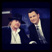 Axl 2012 axl rose jimmy kimmel show