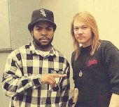 Axl divers axl rose ice cube