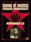 Chinese democracy chinese democracy poster