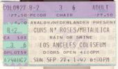 Concerts 1992 metallica summer tour gnr metallica (1)
