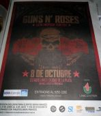 Concerts 2011 1008 buenos aires poster newspaper01