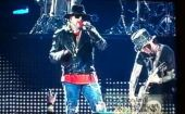 Axl Rose D.J. Ashba live Miami octobre 2011
