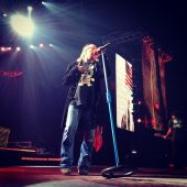 Axl Rose live Seattle décembre 2011
