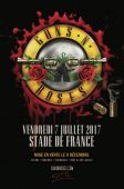 Concerts 2017 0707 paris guns n roses paris 2017 poster