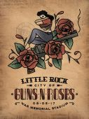 Concerts 2017 0805 little rock litho