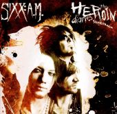 Dj ashba sixx am sixx am heroin diaries artwork