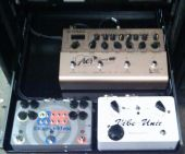 Guitares gear richard fortus pedal