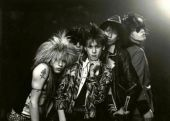 Influences hanoi rocks band01