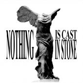 Merch axl t shirt nothing is cast in stone