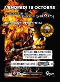 Ron solo 20131018 ron bumblefoot thal black dog