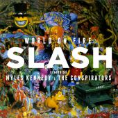 Slash album solo world on fire cover