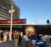 GUns n' roses france metlife usa tic